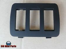 BMW E36 COMPACT DASHBOARD SWITCH COVER 51458146033