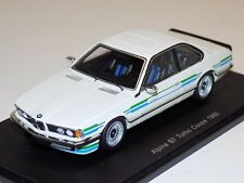 1/43 Spark Street 1985 BMW Alpina B7 Turbo Coupe in White S0742