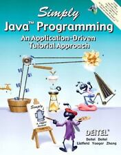 Simply Java Programming : An Application-Driven Tutorial Approach by Paul J....