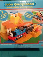 Thomas & Friends  'Sodor Quarry Loader' Motorized Road & Rail by Tomy NIB
