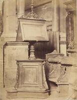 Moritz Lotze Fotografia Verona Italia Vintage Albumina, Ca 1860
