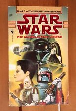 La GUERRA de las GALAXIAS, MANDALORIAN ARMOR, Series BOUNTY HUNTER WARS (Star).