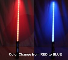 Hasbro A4571 Star Wars Darth Vader Red Blue Plastic Ultimate FX Lightsaber 2012