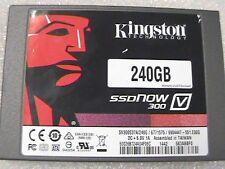 "Kingston SSDNow UV400 240GB SV300S37A/240G internal SATA 2.5"" SSD Drive"