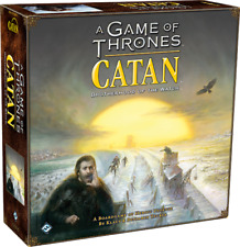 A Game of Thrones Catan-Brotherhood of the Watch-Board Game