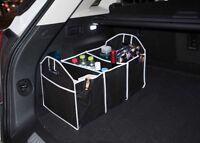 Car Trunk SUV Cargo Organizer Foldable Collapsible Multipurpose Storage Box Bag