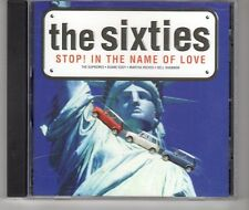 (HH604) The Sixties Collection, Stop! In The Name of Love - 2001 CD