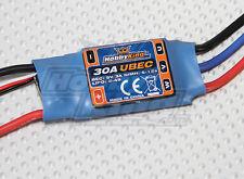 ! ! ! ! Hobby King 30A ESC 3A 2S-4S UBEC STOCK FRANCE ! ! ! !