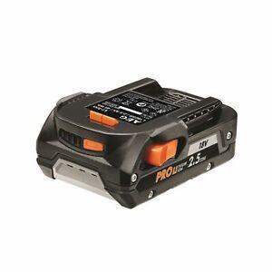 AEG 18v 2.5Ah Prolithium-Ion™ Battery - L1825R - Brand New - Genuine - *Rare*