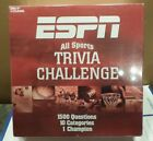 2005 ESPN All Sports Trivia Challenge Game Man Cave NEW 13+ Made in USA