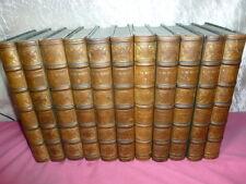 ŒUVRES COMPLÈTES DE ALFRED DE MUSSET 10/10 vols 1877
