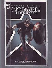Captain America The Chosen #3 Variant Cover Unread