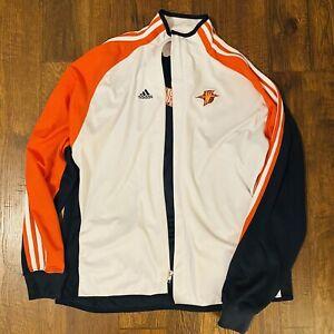 Golden State Warriors Adidas Jacket Adult Men's XL NBA