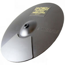"""Pintech PC16 16"""" Single Zone Trigger Cymbal with Aquarian Cymbal Spring"""