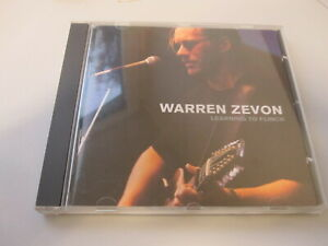Warren Zevon  Learning to flinch CD