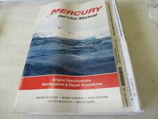 Mercury 40/45/50/50 BigFoot Service Manual 90-828631R3