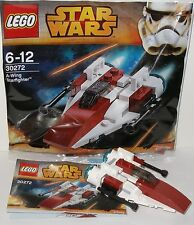 Lego 30272 Star Wars A Wing Starfighter OVP
