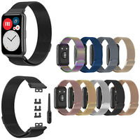 Für Huawei Watch Fit Bracelet Watch Milanese Armbänder Uhrenarmband Strap Band