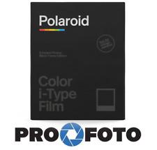 Polaroid I-Type COLOR Film BLACK FRAME EDITION I-Type, OneStep2, Onestep+ , NOW