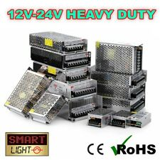 12V/24V DC LED Strip/Lighting Commercial Use Power Supply/Driver/Transformer/PSU