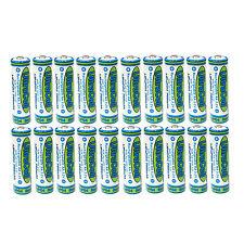 20 pcs 14500 AA 700mAh 3.2V LiFePO4 Rechargeable Battery Ultracell US Stock