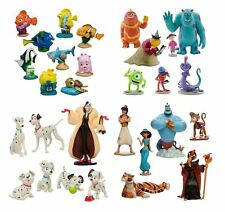 Finding Nemo Dori Monsters Inc. 101 Dalmatians Aladdin Play Set Disney Toy Sets