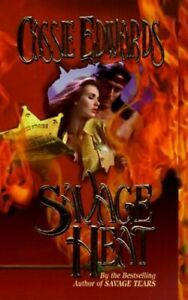 Savage Heat (Savage (Leisure Paperback)) by Edwards, Cassie Paperback Book The