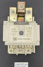 CUTLER HAMMER C25KNE3200 CONTACTOR 200 AMP 600V 3PHASE 120-110V COIL A1 WARRANTY