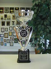 NEW HOCKEY SILVER CUP FHL INDIVIDUAL AWARD SUPER COOL AWARD TROPHY!