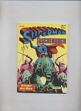 SUPERMAN TASCHENBUCH # 74 - EHAPA VERLAG 1986 - TOP
