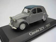 RBA Citroen 2 CV 2CV 1957 - IXO 1/43 cochesaescala