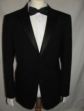 MEN STUNNING  GEORGE (New) TUXEDO DINNER SUIT 38R (48R EUR) W30 X L29