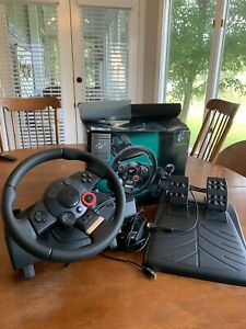 Logitech Driving Force GT: Force Feedback Steering Wheel PS3 PlayStation 3 & PC