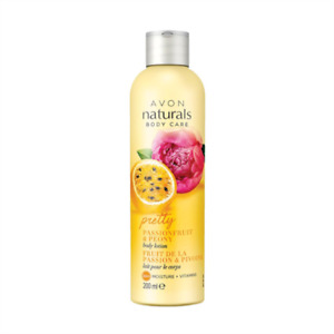 Avon Naturals Body Care Body Lotion Various Scents 200ml