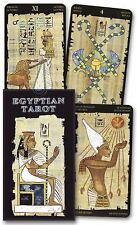 The Egyptian Tarot Deck (Cards)