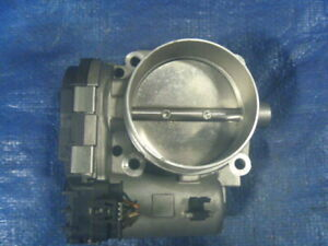 New Takeoff 12-19 Mercedes Benz C350 E350 GLK350 ML350 SLK350 Throttle Body OEM
