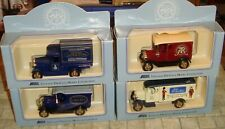 LLEDO - 4 x VARIOUS  BBC ANTIQUES ROADSHOW VANS INC MORRIS, CHEVROLET, MODEL T