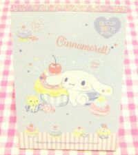 Sanrio Cinnamoroll Sweets Large Memo Pad Sticker / Made in Japan 2020