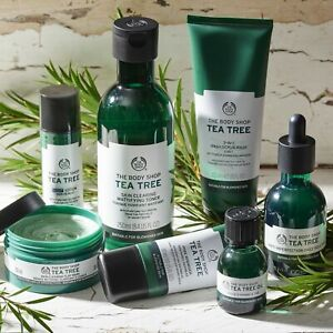 BRAND NEW THE BODY SHOP TEA TREE RANGE...*CHOOSE YOUR ITEM*