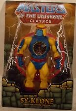 Masters Of The Universe MOTU Classics - Sy-Klone Tornado With Mailer Box (MOC)