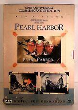 coffret DVD film PEARL HARBOR de M. Bay avec Ben Affleck