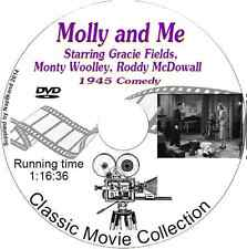 Molly and Me - Starring Gracie Fields, Monty Woolley, - Comedy Film on DVD 1940