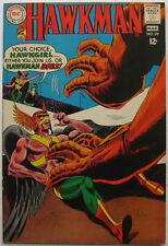 Hawkman #24 (Feb-Mar 1968, DC), VFN-NM condition, Hawkgirl appearance