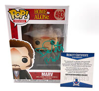 DANIEL STERN SIGNED AUTOGRAPH HOME ALONE FUNKO POP MARV BECKETT BAS 80