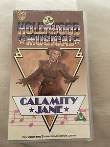 Calamity Jane. Doris Day VHS