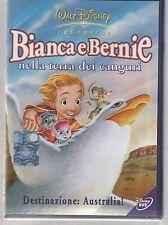 BIANCA E BERNIE NELLA TERRA DEI CANGURI DVD DISNEY  Z3 DV 0055