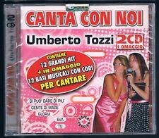 CANTA CON NOI UMBERTO TOZZI COVER VERSION 2 CD F.C.SIGILLATO!!!