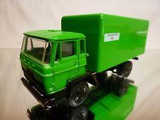 LION CAR DAF 2000 2200 2300 PTT TELECOMMUNICATIE  - GREEN 1:50 - GOOD CONDITION