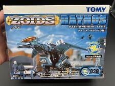 Zoids #039 Raynos Action Figure Model Kit Tomy Hasbro 1/72 JAPAN Import RARE