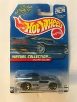 Hot Wheels 2000 Virtual Collection #155 Splittin Image in the Org Blister Pack.